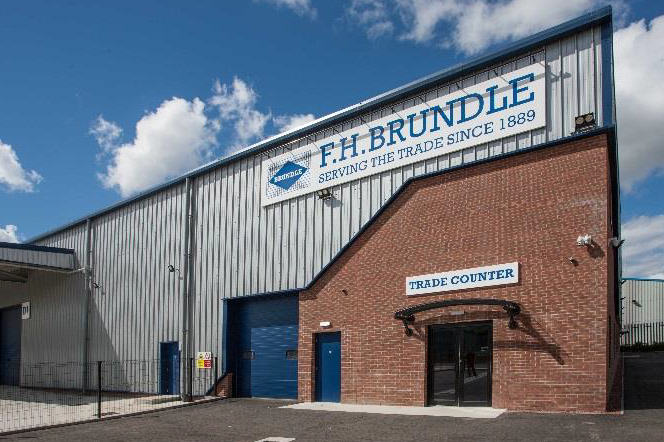 F.H. Brundle Glasgow